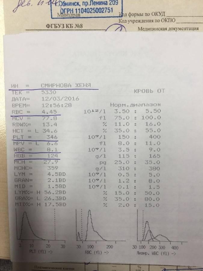 Мононуклеары в общем анализе крови. как обозначаются у ребенка, взрослого, что это такое, норма, таблица, фото