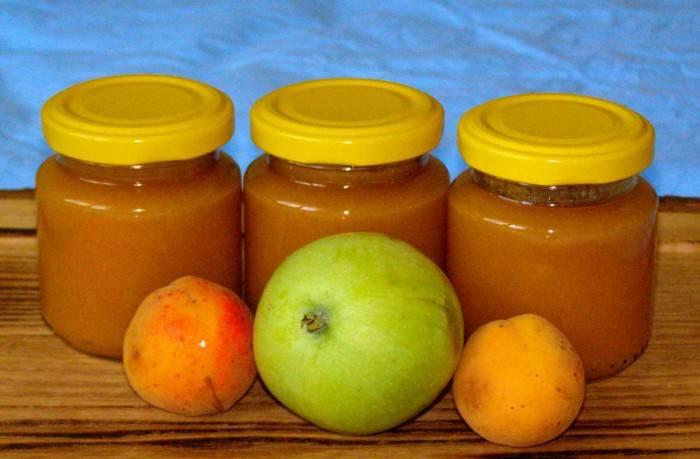 Пюре из яблок для грудничков: приготовления своими руками