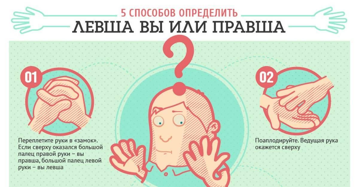 Как определить: ребенок левша или правша?20.11.201121:57