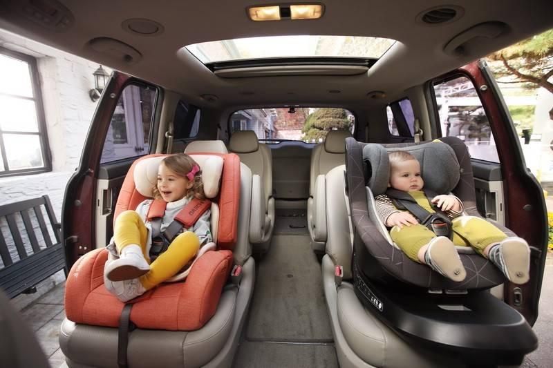 Рейтинг детских автокресел: лучшие модели для новорожденных и детей постарше