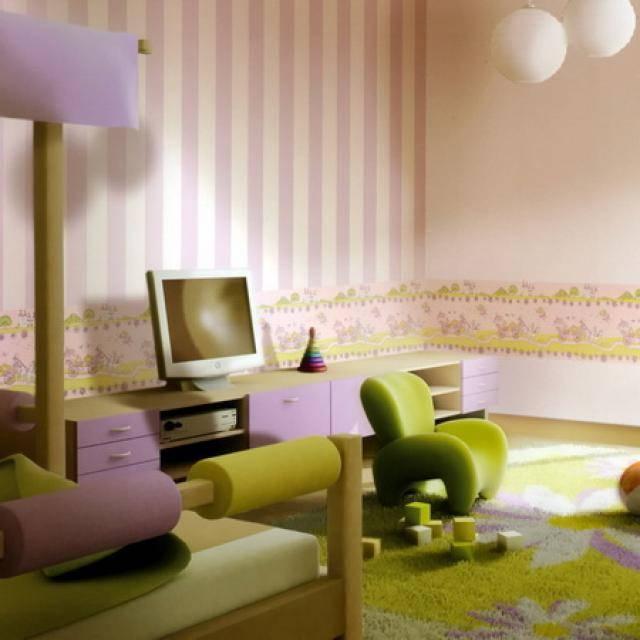 Три вида обоев в одной комнате. комбинирование обоев в интерьере: интересный дизайнерский прием