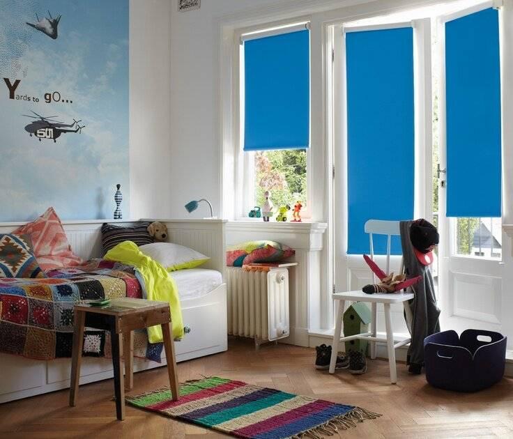 Как выбрать шторы в детскую для мальчика?