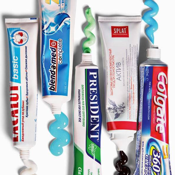 Рейтинг лучших детских зубных паст: как правильно выбрать