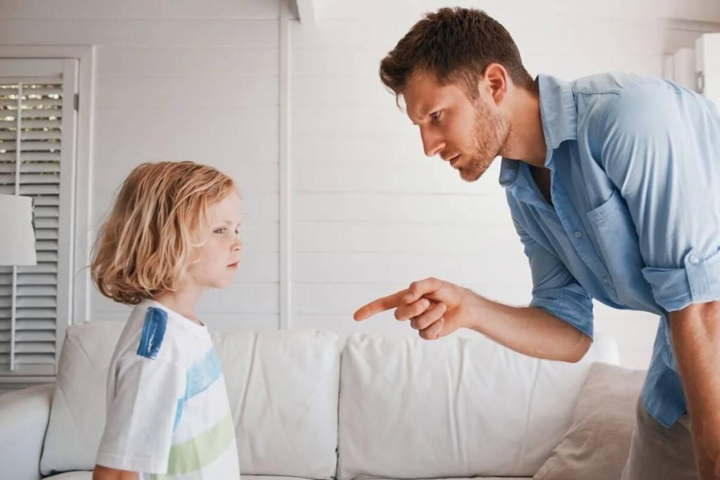 Как наказывать ребенка, наказание детей, как наказать ребенка