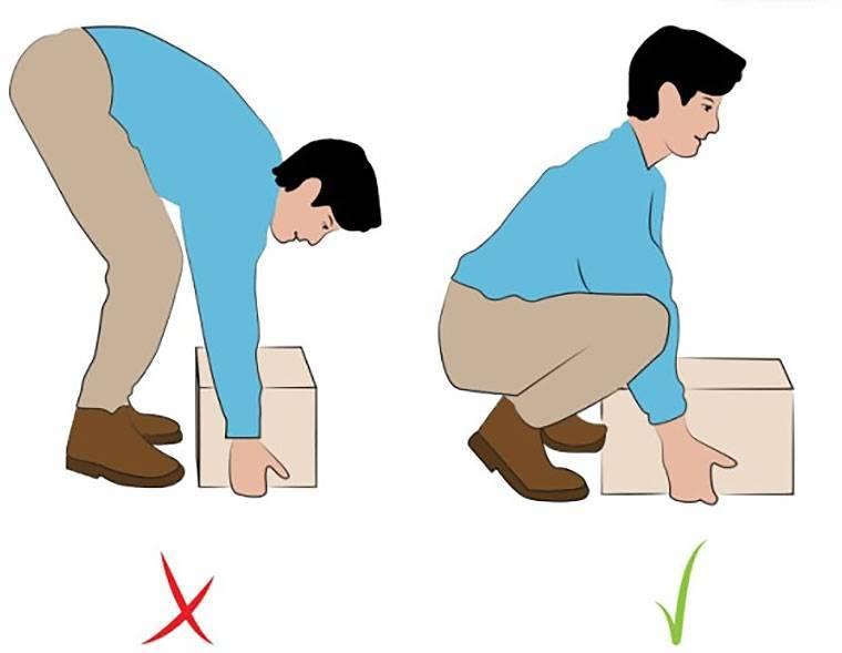 Можно ли поднимать тяжести при сильной миопии?