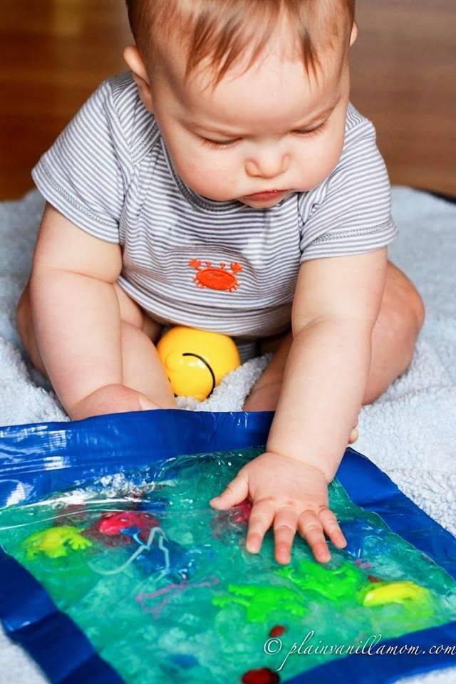 игры с ребенком 9 месяцев: чему учить, как развлечь, какие нужны игрушки