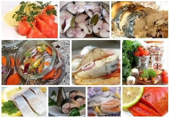 Рыба при грудном вскармливании: сорта иправила употребления