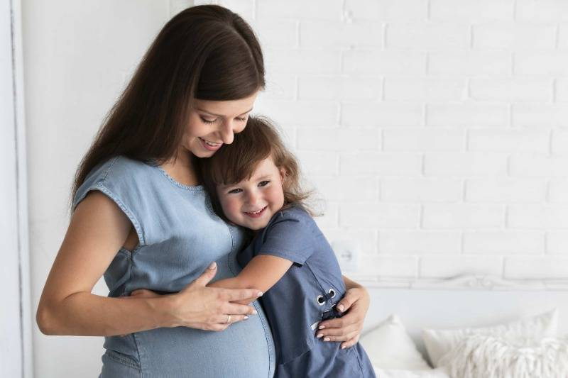 Рождение второго ребенка в семье | 6 правил