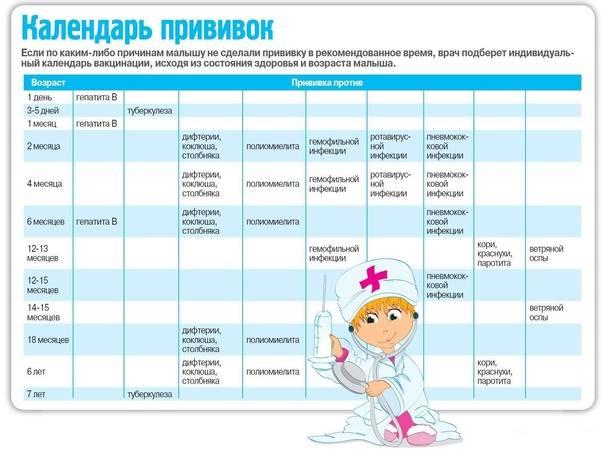 Вакцины: путь от изобретения до применения
