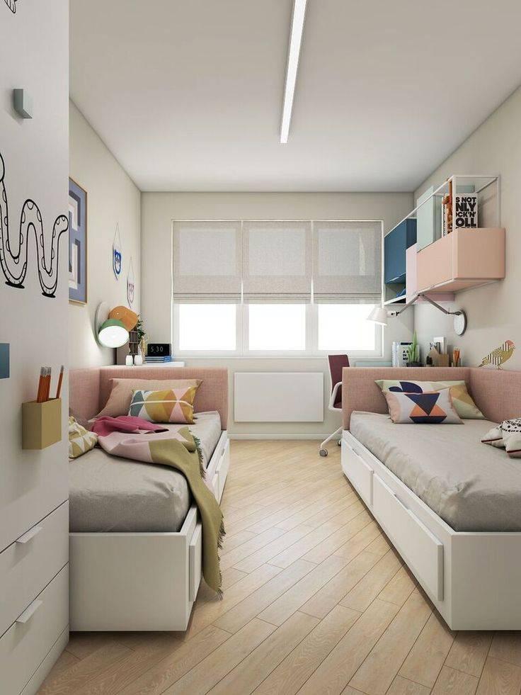Мебель в детскую для двоих детей: советы и идеи