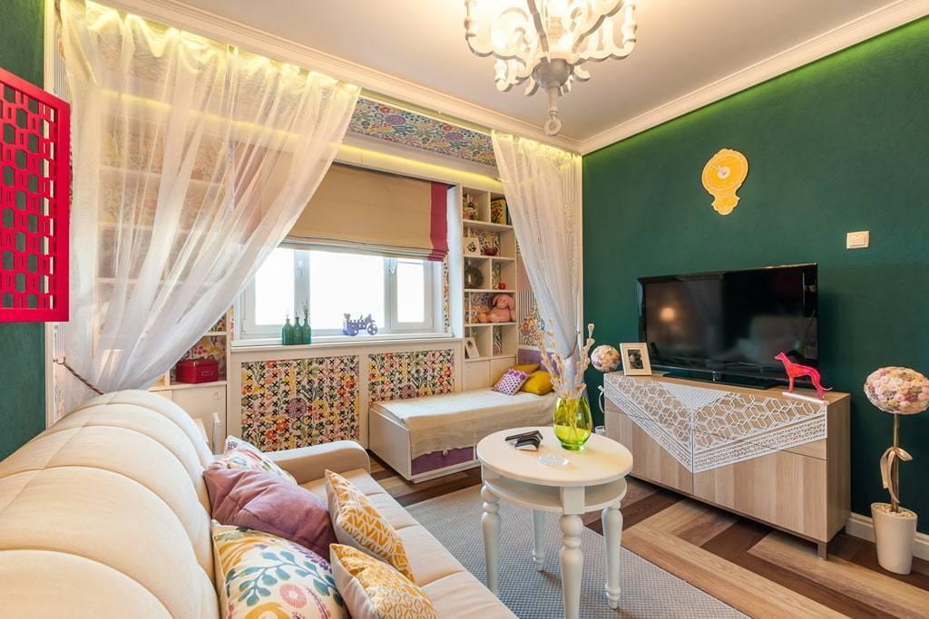 Спальня и детская в одной комнате: идеи зонирования и способы совмещения с фото-примерами