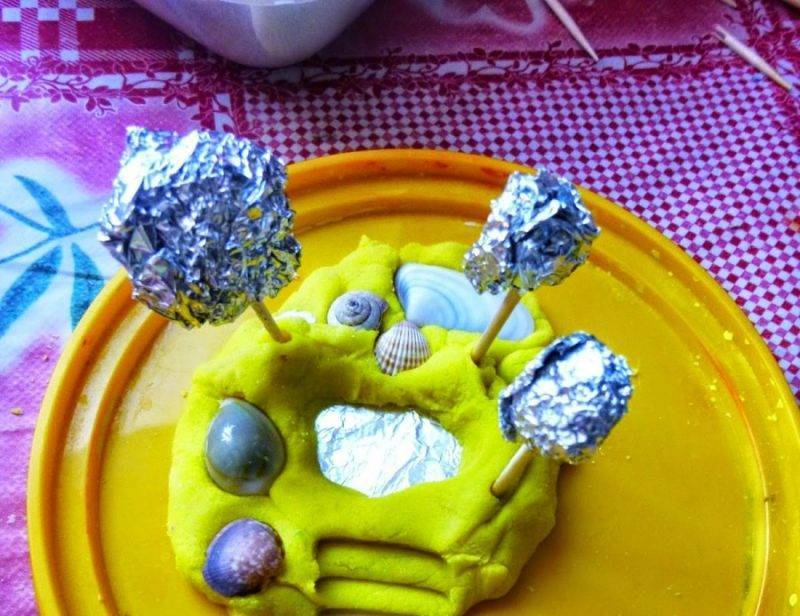 Как сделать соленое тесто для лепки поделок в домашних условиях: лучшие рецепты
