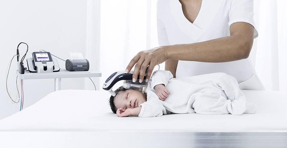 Аудиологический скрининг новорожденных в центре аудиослух, владивосток