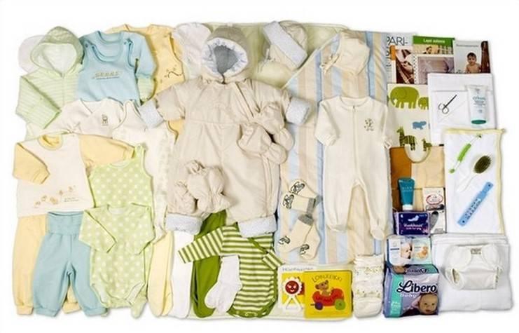 Правила подбора одежды для новорожденных зимой и как правильно одеть ребенка на прогулку