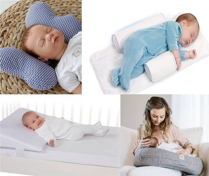 Нужна ли подушка для грудничка: рекомендации экспертов