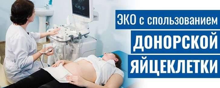 Эко с донорской яйцеклеткой: стоимость в москве  эко с донорскими ооцитами   клиника «за рождение»