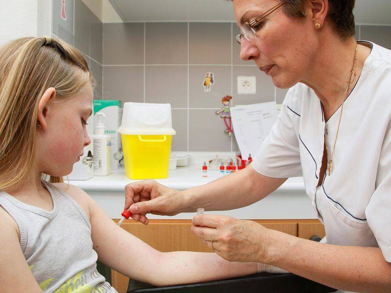 Диагностика аллергии | аллергология и иммунология