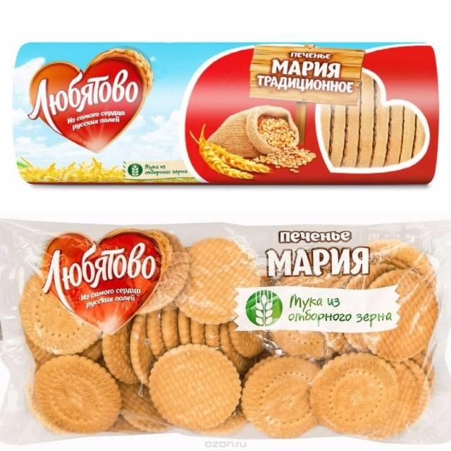 """Печенье при грудном вскармливании: овсяное, галетное, """"Мария"""" кормящей маме"""