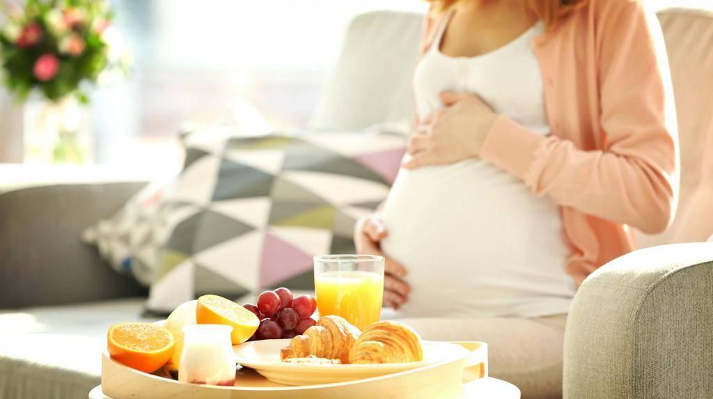 Сбалансированная диета для беременных женщин. меню на каждый день со списком продуктов