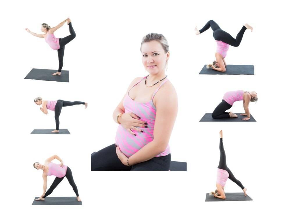 Все, что важно знать о йоге для беременных в 1-м триместре