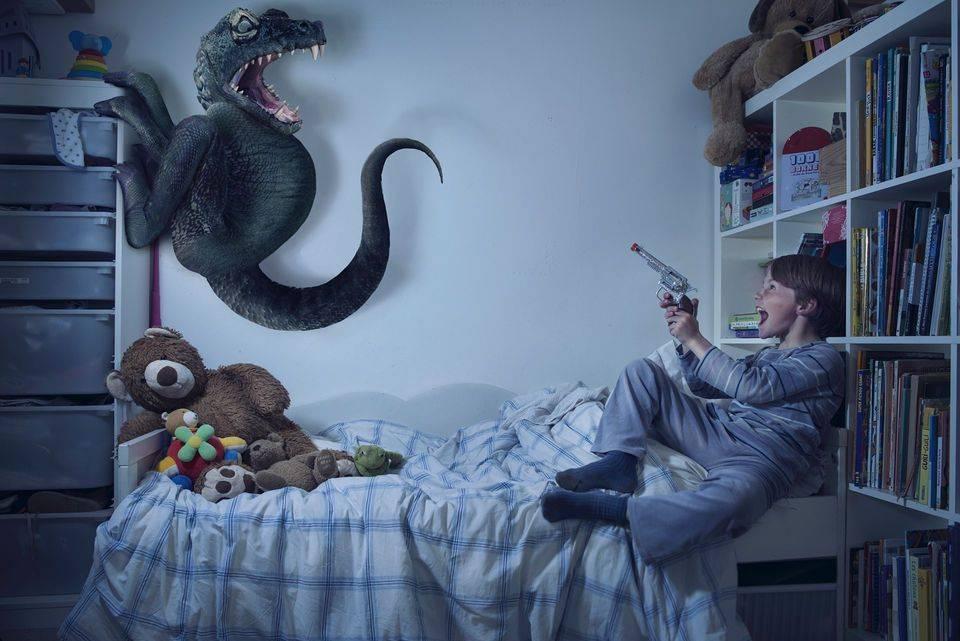 Как бороться с детскими страхами: практические советы