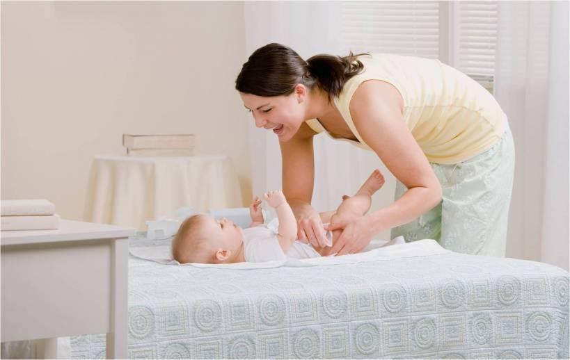 Самые распространенные ошибки в уходе за новорожденным ребенком  