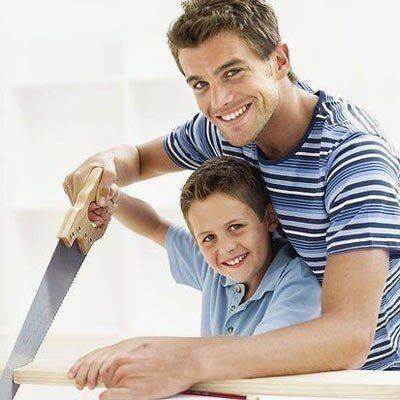 Как привлечь мужа к воспитанию ребенка?  - семья и дом - вопросы и ответы