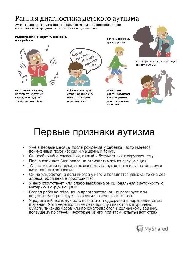 Аутизм у ребенка: как распознать и что делать
