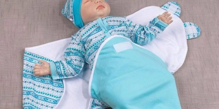 Размеры пелёнок для новорождённых: как правильно выбрать, таблицы