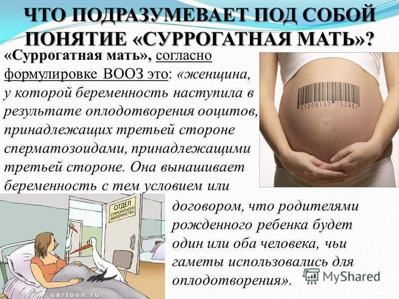 Суррогатное материнство в 2021 году