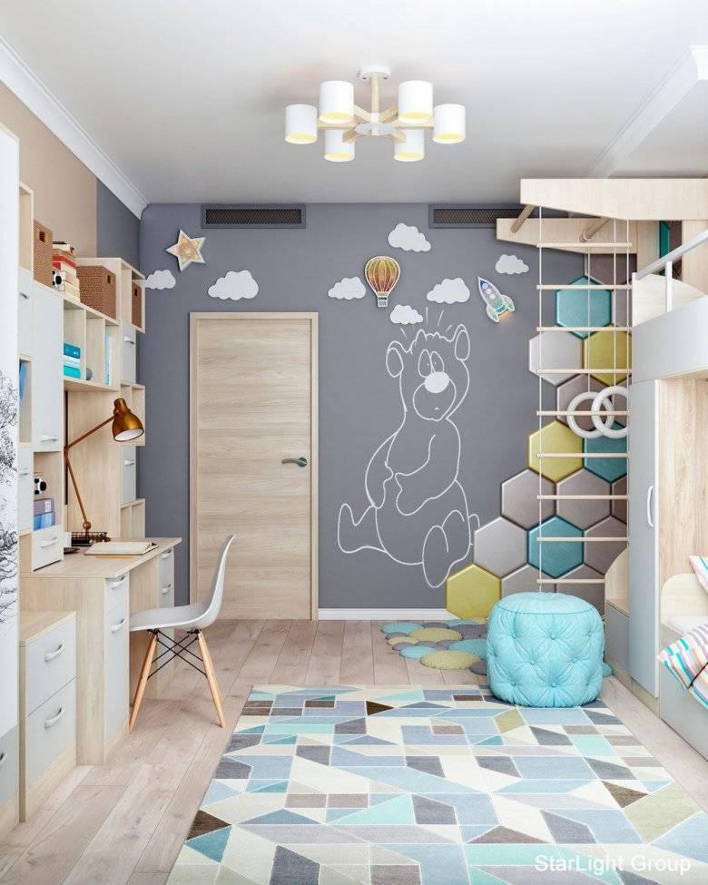 Комната для мальчика 10 лет: дизайн и современные идеи оформления (20 фото)