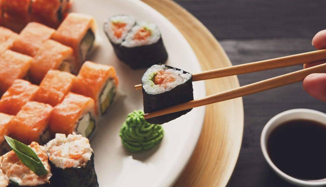 Можно ли суши и роллы при грудном вскармливании
