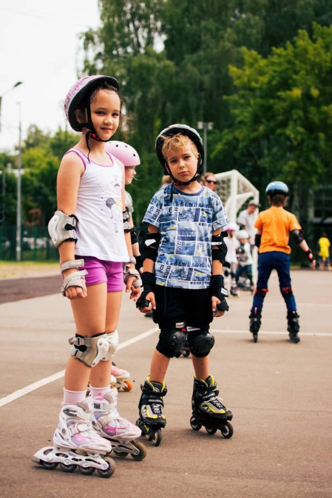 Обучение катанию на коньках ребенка: полезные советы