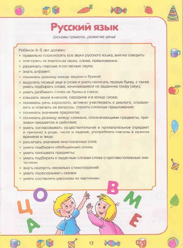 Что должен уметь ребенок в 6 лет: основные умения и навыки мальчиков и девочек | календарь развития | vpolozhenii.com