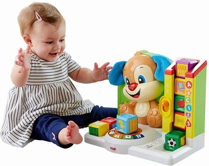 10 лучших развивающих игрушек для детей от 2 лет - рейтинг (топ-10)