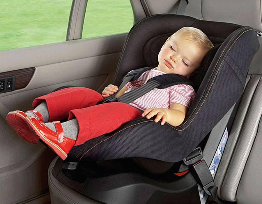 Как выбрать автокресло для ребенка от 6 месяцев?