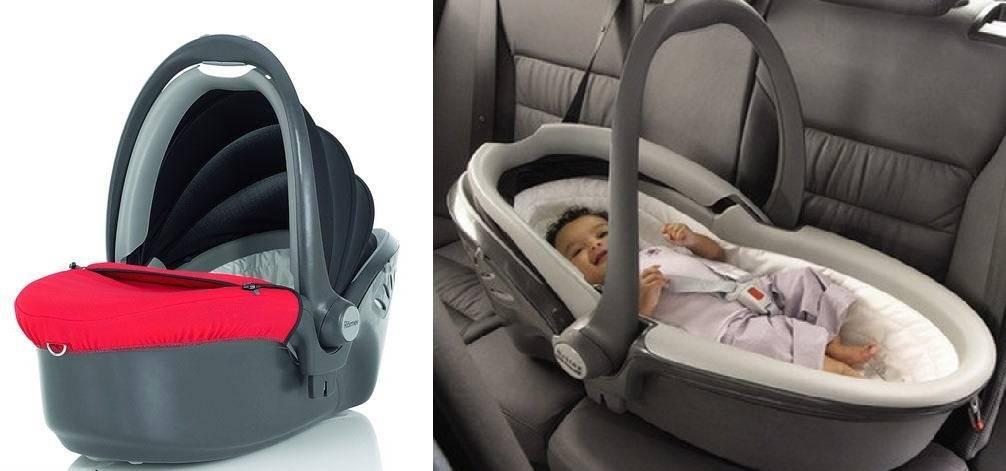 Автолюлька для новорожденных — как пользоваться и рейтинг автокресел для перевозки грудных детей с описанием