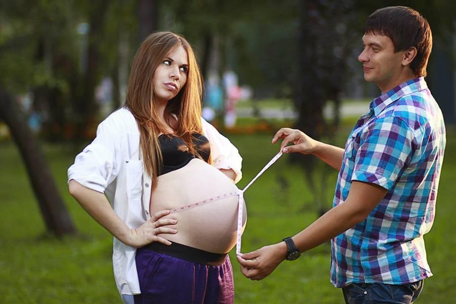 Беременность что делать в первую очередь