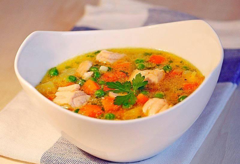 Супы детей от 1-2 лет — 11 вкусных рецептов рыбных, овощных и мясных бульонов