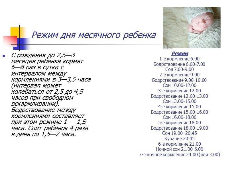 Режим дня ребенка в 2 года: отдых, развитие, питание и примерный график