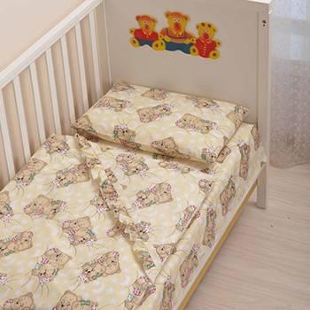 Размеры детского постельного белья - таблица, размеры детского постельного белья в кроватку для новорожденных