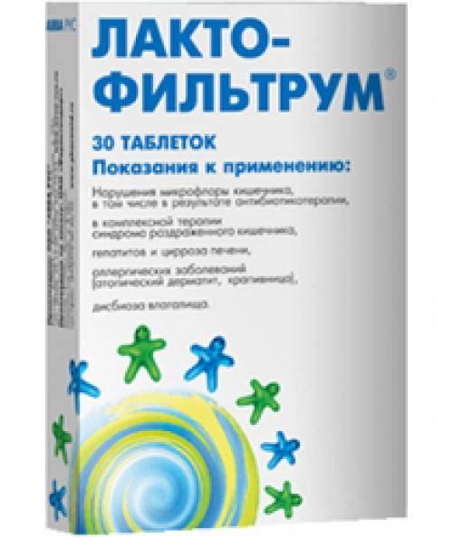 Список сорбентов, используемых при аллергии и отравлениях у детей до года и старше