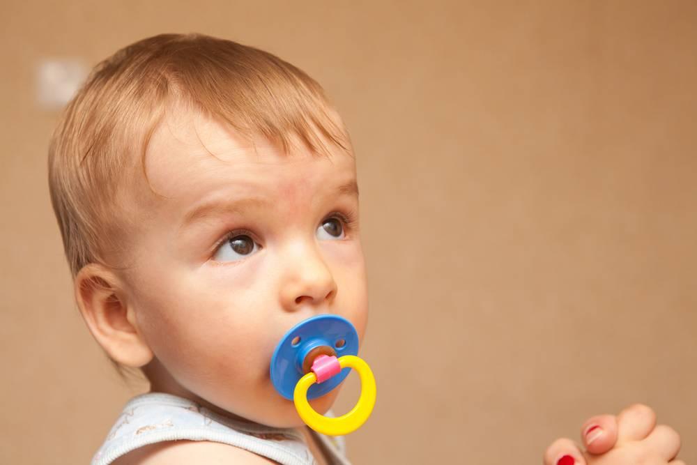 Как отучить ребенка от пустышки? - ребенок от 1 до 3 лет