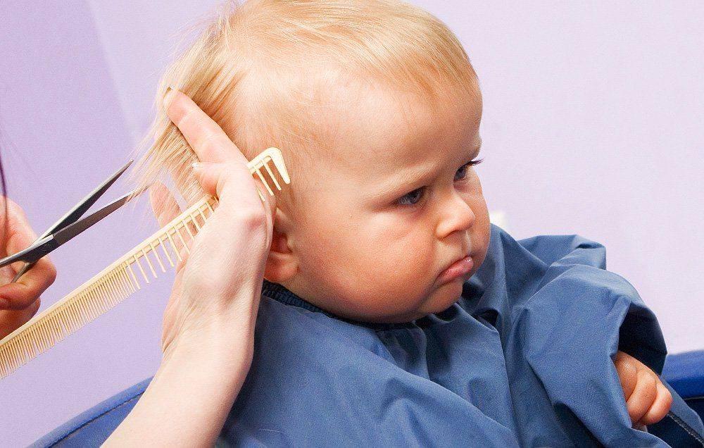 Можно ли стричь ребенка до года: почему нельзя подстригать младенца
