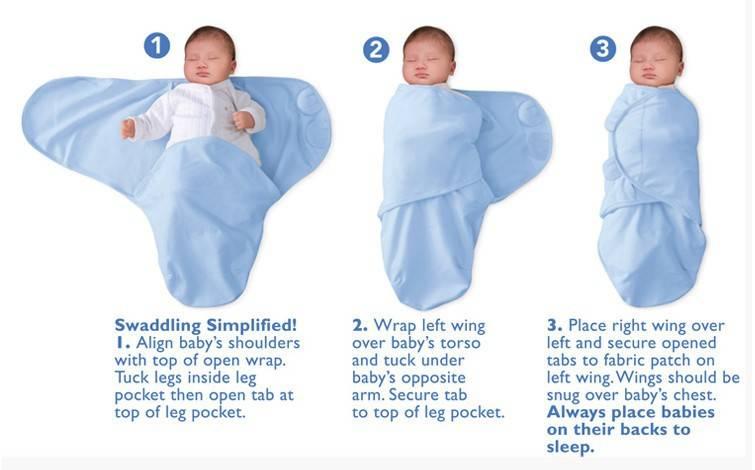 Размеры пеленок для новорожденных: стандартные для пеленания, изготовление своими руками