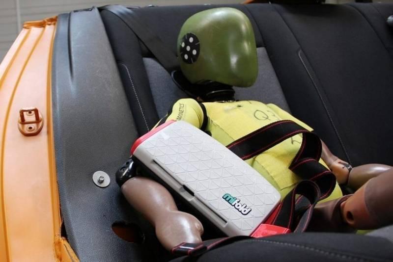 Краш-тесты детских автокресел: самые безопасные и качественные модели