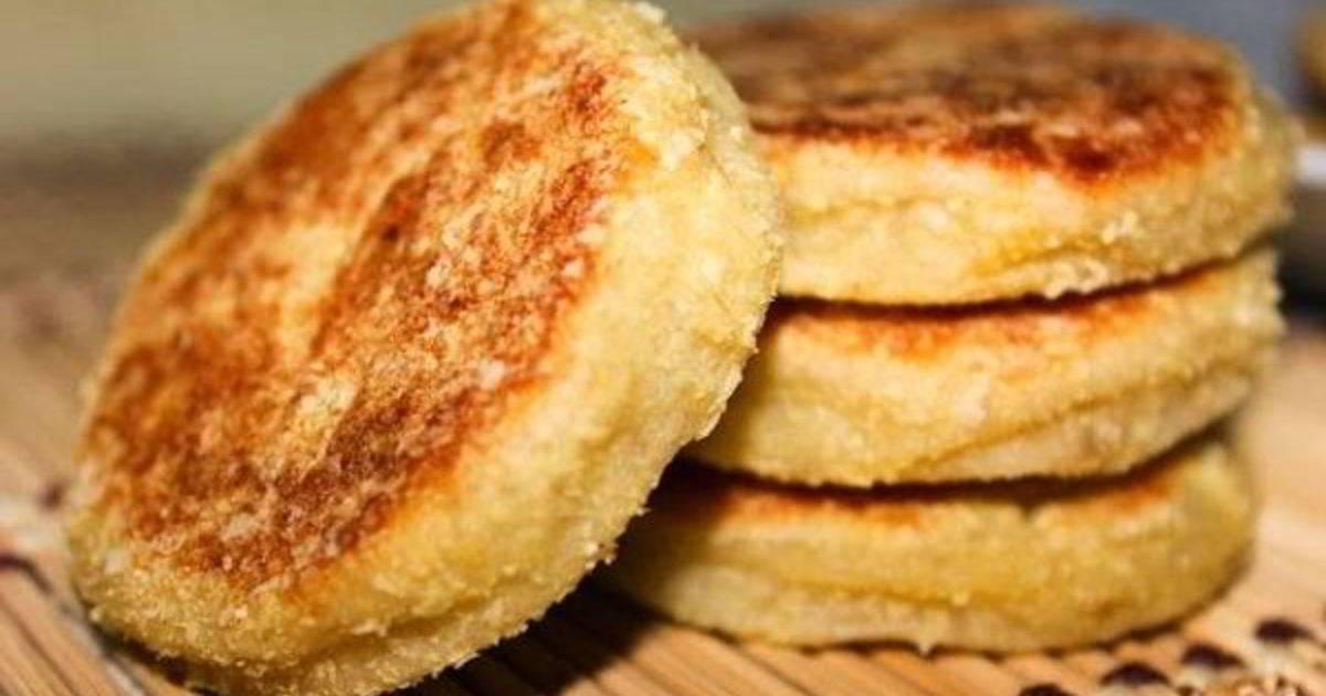 Овсяно-банановое печенье - 11 пошаговых фото в рецепте