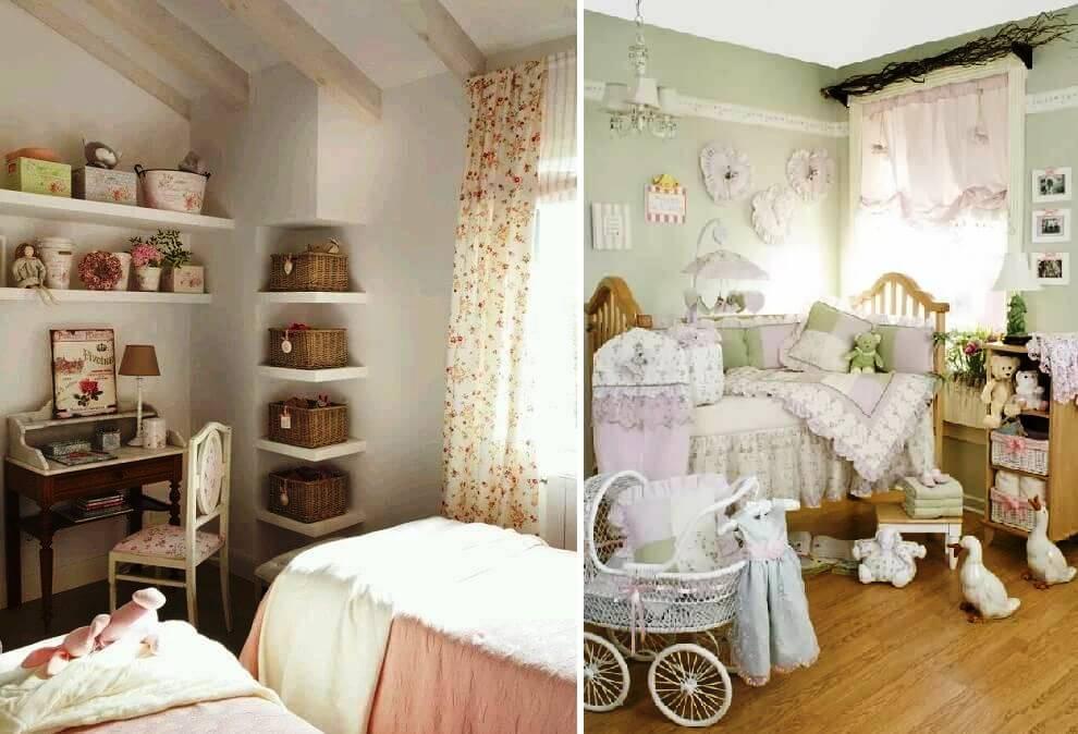 Детская спальня для девочки - советы по декору и выбору стиля