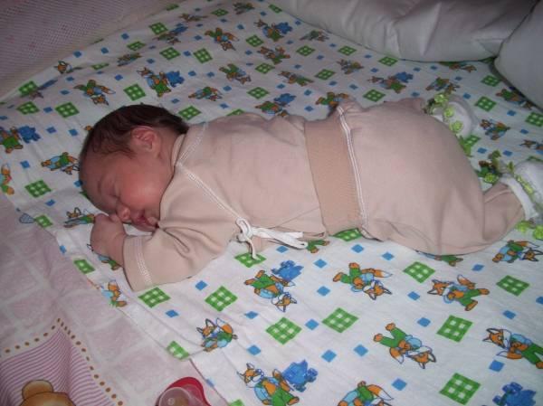 Оценка и нарушения мышечного тонуса у новорожденных