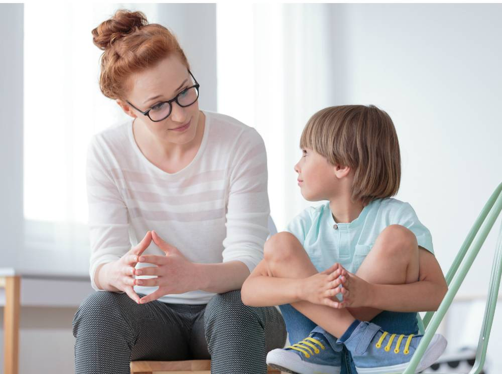 Как научить ребёнка извиняться